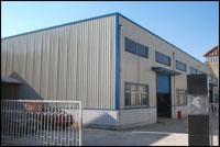 单层彩钢厂房